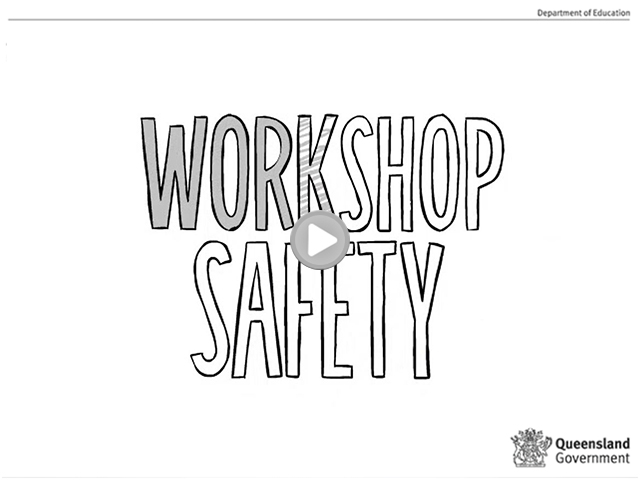 Workshop Safety video