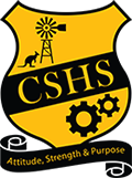 Callope State High School logo