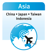 International opportunities in Asia